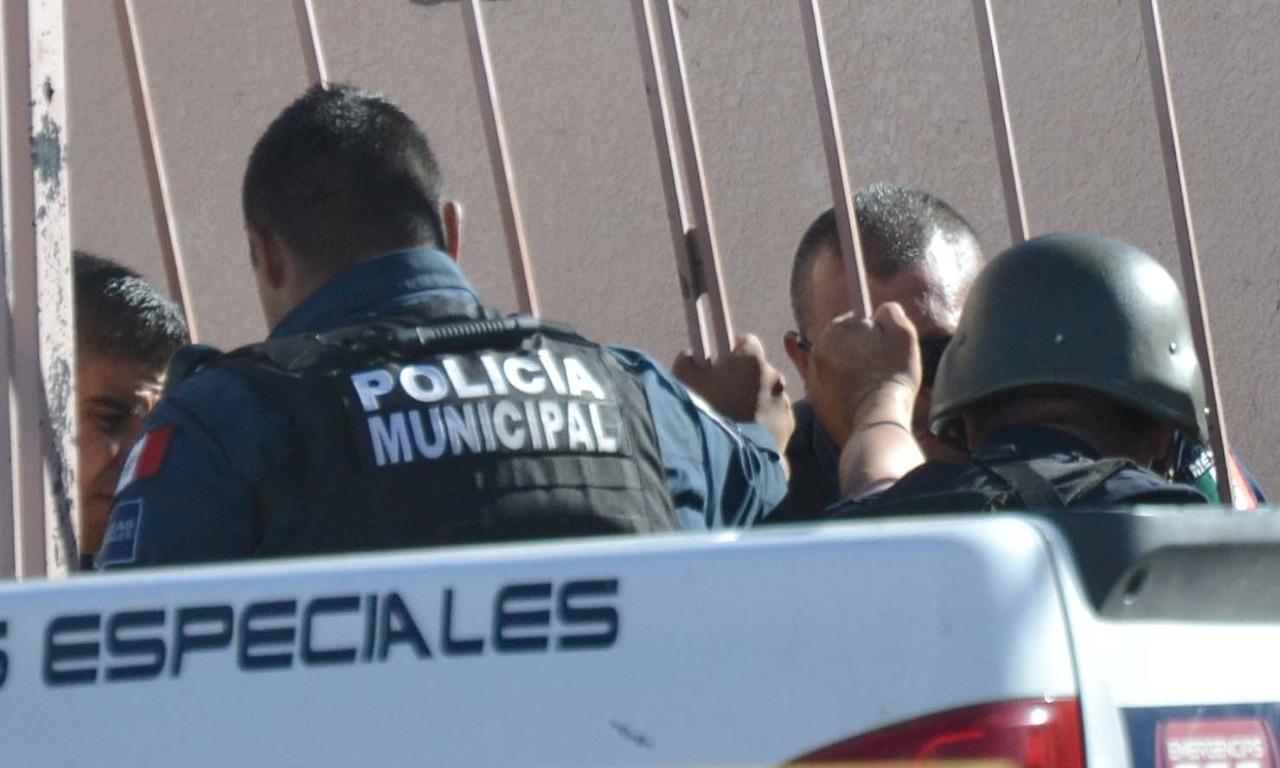Autoridades ocultan balacera