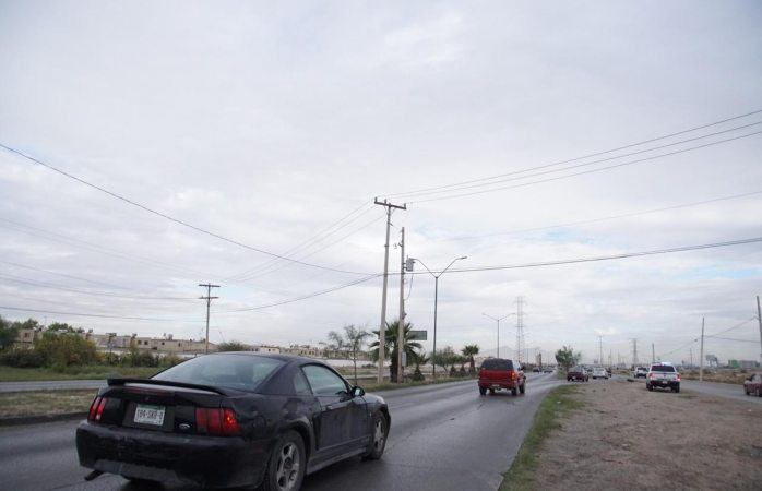 Pide tránsito estar pendiente a condiciones climatologías