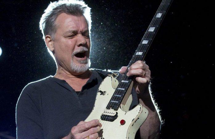 Enfrenta Eddie Van Halen cáncer de garganta