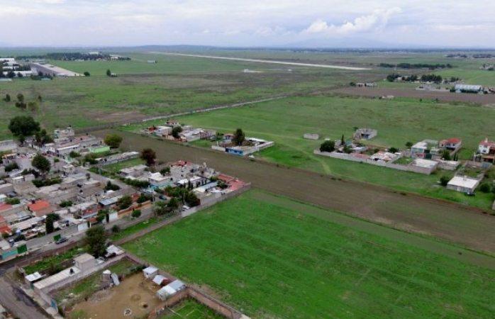 Cae último recurso legal que frenaba aeropuerto en Santa Lucía