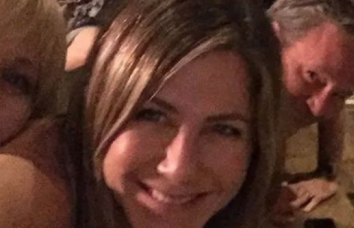 Jennifer Aniston rompe instagram