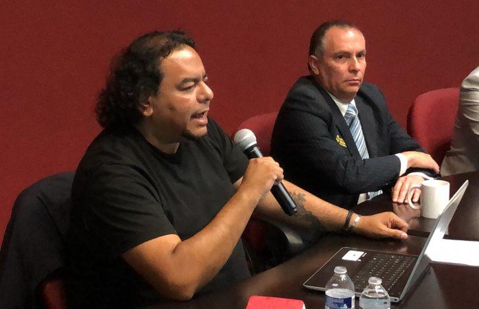 Se deben ampliar las rutas en la investigación: Alvarado