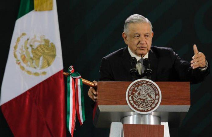 Amlo pide a la ciudadanía tener confianza tras balaceras en Culiacán