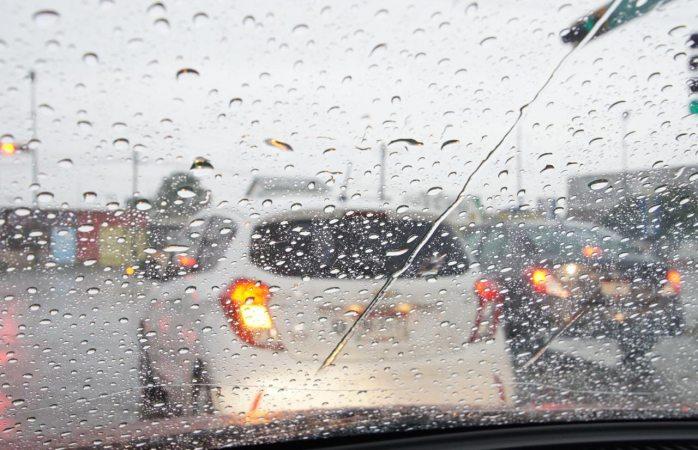 Pide tránsito estar pendientes de condiciones climatológicas