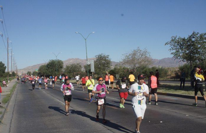 Da tránsito recomendaciones por maratón del domingo