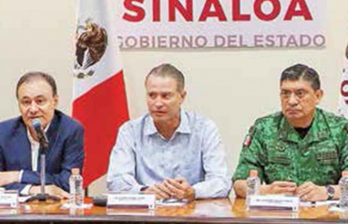 Canjearon a ovidio por soldados; murieron ocho, cinco presuntos sicarios