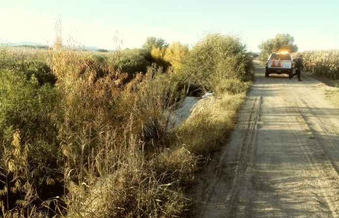 Localizan cuerpo en la carretera álvaro obregón a bachíniva
