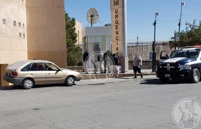 Asaltan y balean a mujer al salir de banco en Juárez