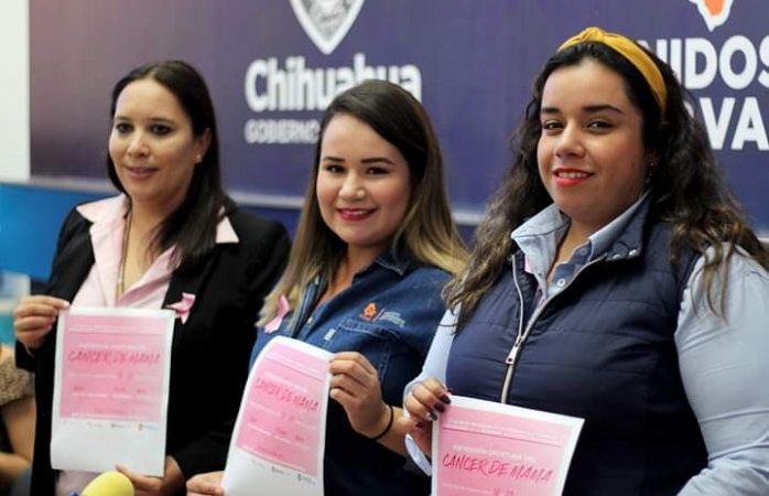Convocan a mujeres de 18 a 29 para prevenir cáncer de mama
