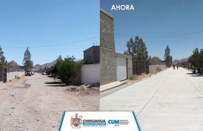 Invita gobierno municipal a solicitar pavimentación de calles en terracería