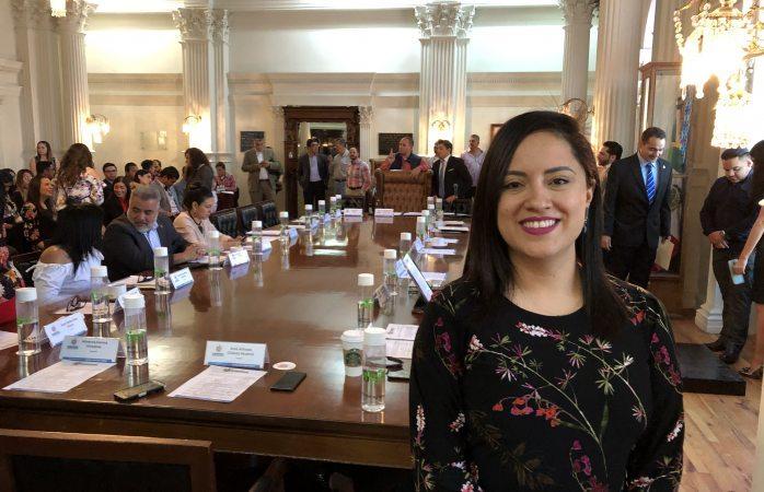 Designa ejecutivo a Minerva Correa como consejera de la judicatura