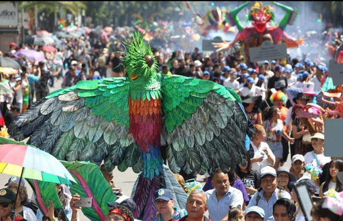 Invaden alebrijes la ciudad de méxico (GALERIA)