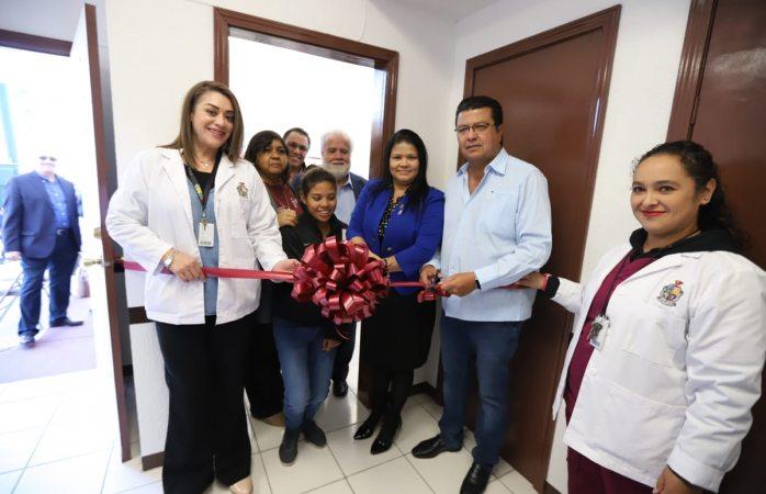 Inaugura alcalde consultorio dental del centro comunitario granjas de chapultepec