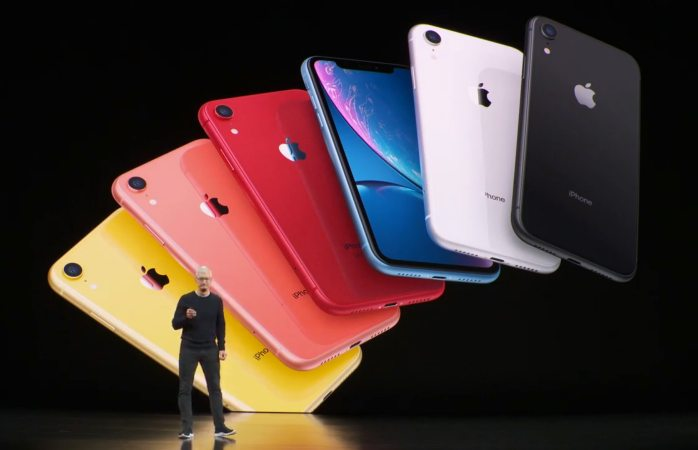 Presenta apple los nuevos iPhone