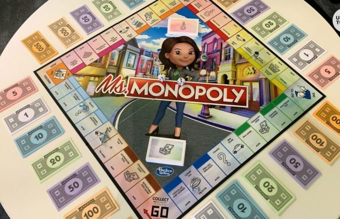 Monopoly saca versión feminista donde mujeres ganan más que hombres