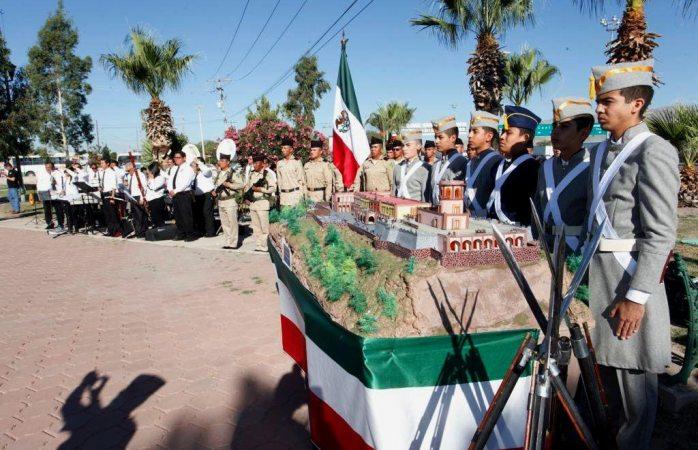 Se conmemorará la gesta histórica de los niños héroes el próximo viernes