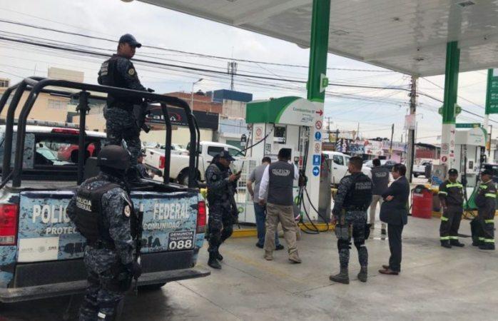Clausuran nueve gasolineras en Tamaulipas por negar venta a fuerzas armadas