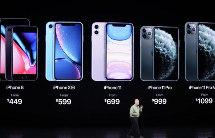 Nuevo iPhone llegará a costar en México hasta casi $36 mil pesos