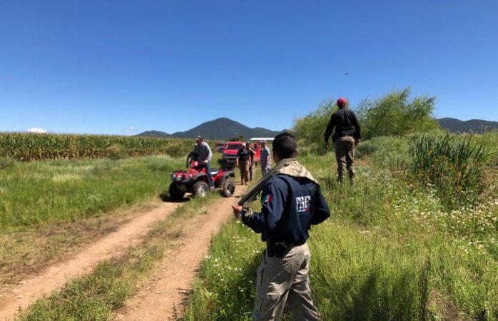 Buscan a menonita secuestrado en campos de Guerrero y Cusi