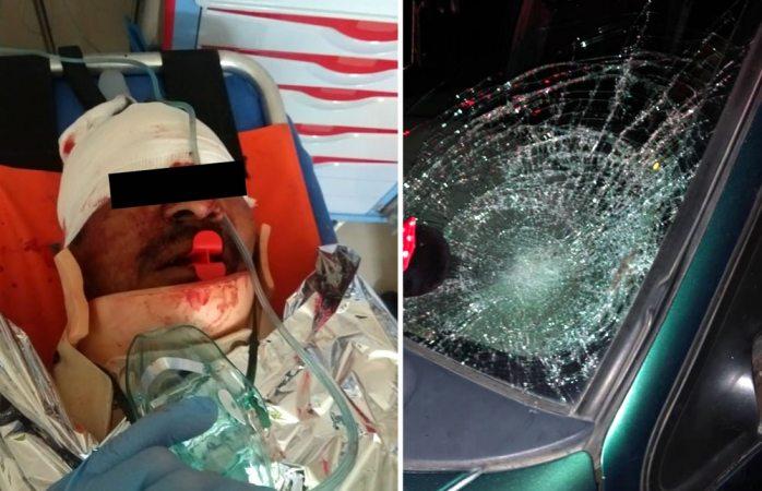 Muere al ser atropellado en la carretera álvaro obregón-bachíniva