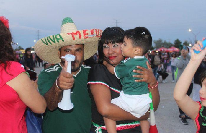 Invitan al evento zaragoza a la mexicana este viernes