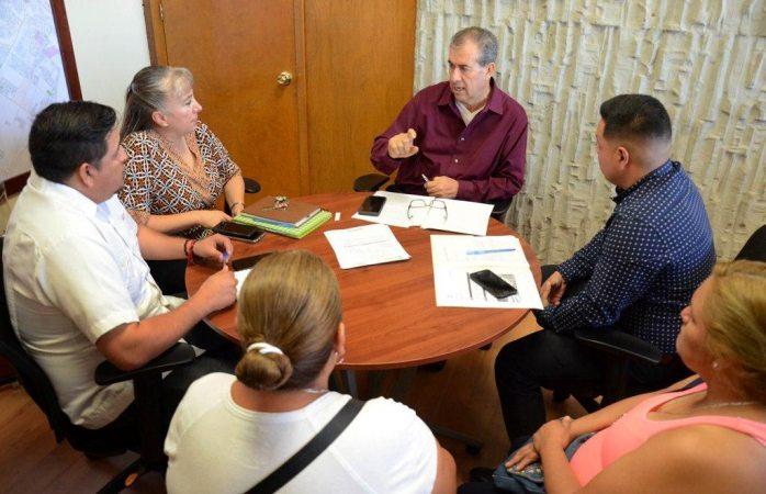 Atiende comisión de transporte asuntos pendientes en reunión ordinaria