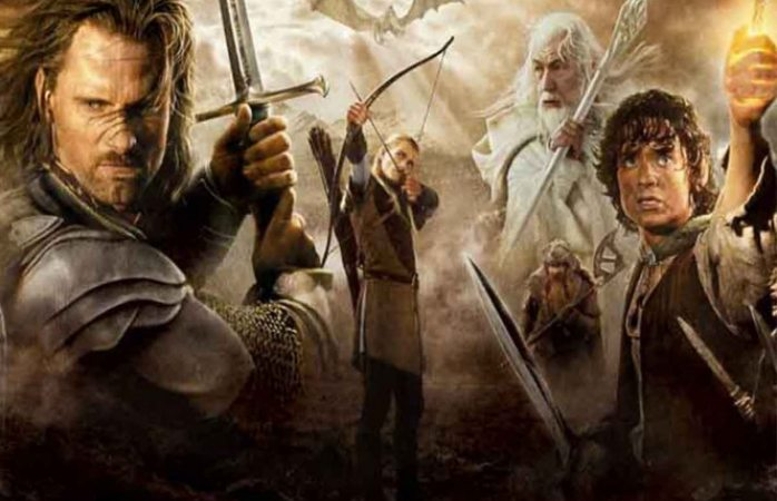 La serie de el señor de los anillos se grabará en nueva zelanda