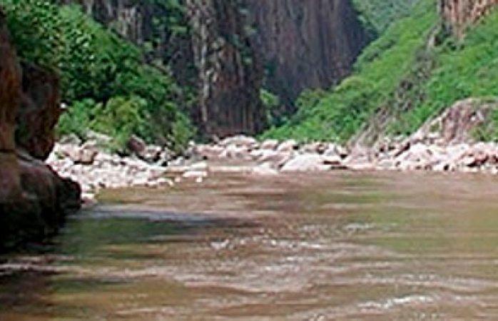 Se ahoga ebrio en rio de yahuirachi