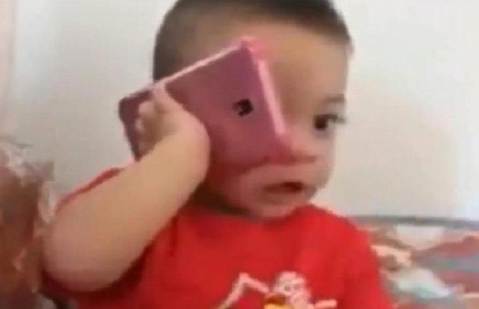 La honesta declaración de un niño que se volvió viral (VIDEO)