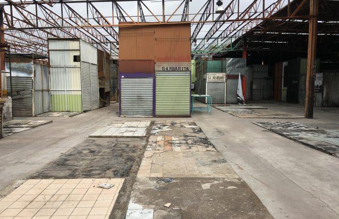 Incertidumbre y pérdidas a ocho meses del incendio del mercado