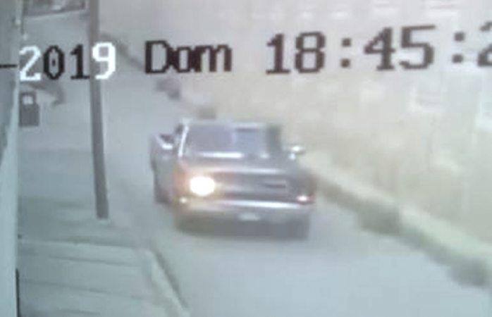 Pide ayuda para localizar a conductor que atropelló a su hermano (VIDEO)