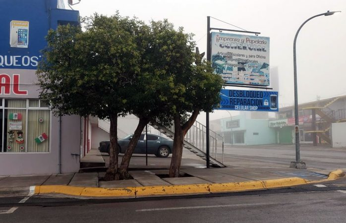 Hallan muerto en centro de Cuauhtémoc