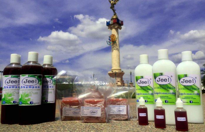Producen gel antibacterial artesanal local