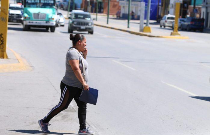 Prevén altas temperaturas para Juárez este fin de semana