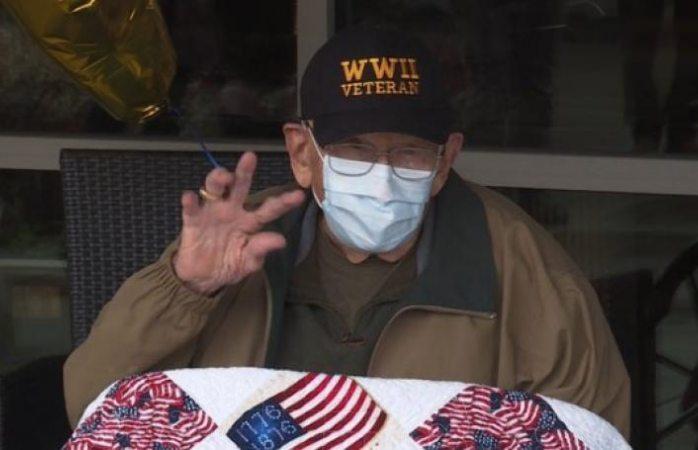 Sobrevivió a segunda guerra mundial, la gripe española y ahora a covid-19