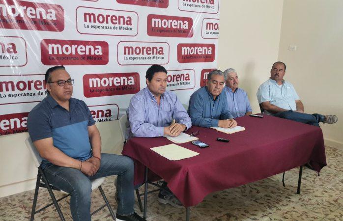 Delegado quiere entregar agua a Tamaulipas; no lo vamos a permitir: Morena