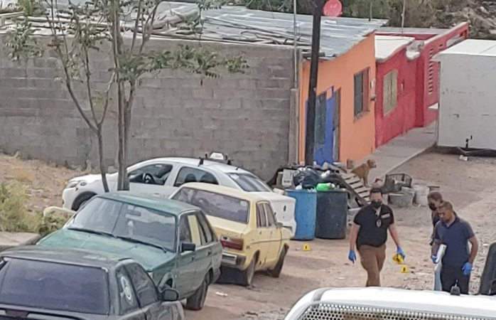 Ejecutan taxista y hieren a otro en barrio de londres