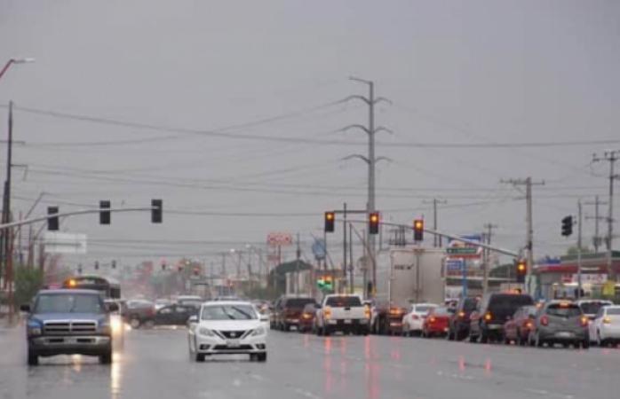 Recomienda seguridad vial tomar precauciones ante posibles lluvias en juárez