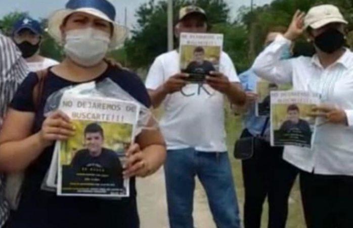 Pide madre a secuestradores que le devuelvan a su hijo