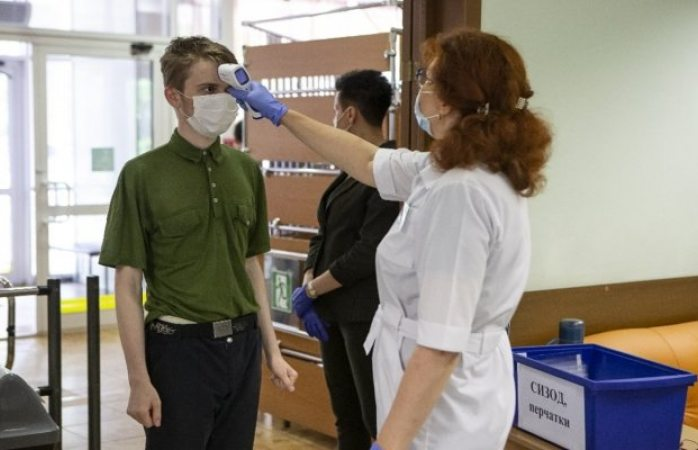 Rusia concluye pruebas clínicas de su primera vacuna covid