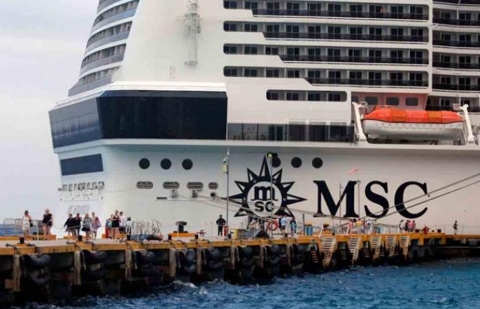 Se alistan para el regreso de cruceros en puerto vallarta