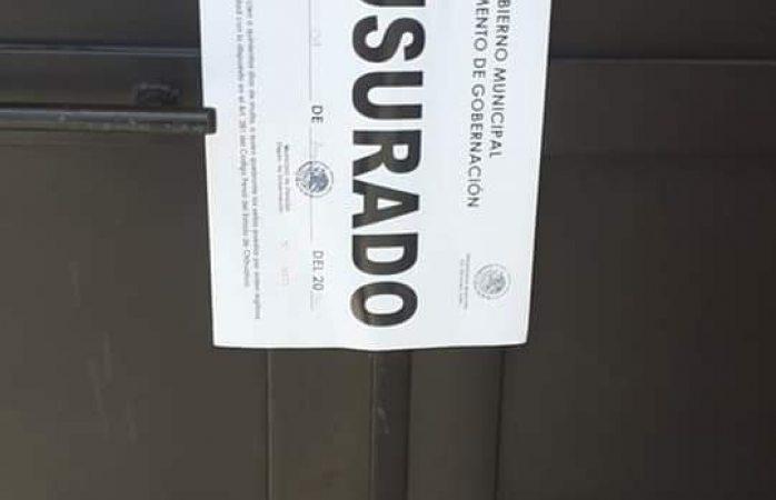 Club Zorros emite comunicado tras clausura de Gobernación