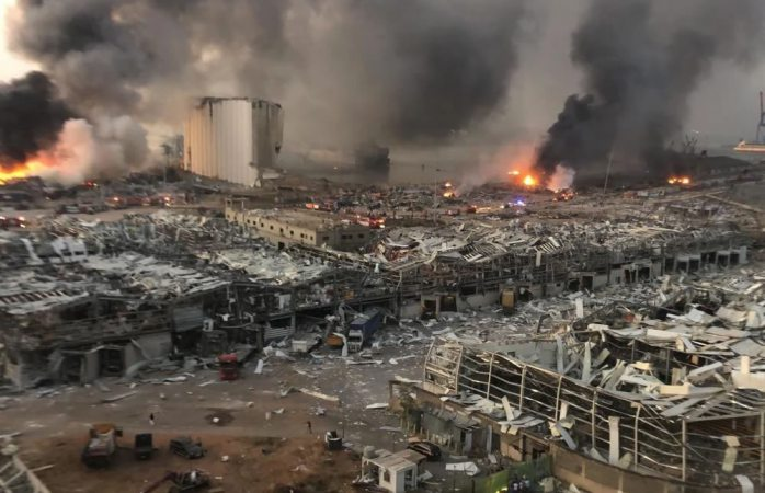 Responsables de explosión en Beirut van a pagar el precio, advierten en Líbano