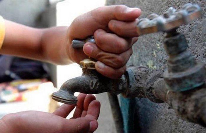 Reportan que llevan 7 días sin agua en valle de la madrid