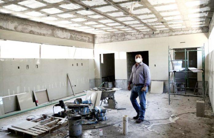 A punto de iniciar la unidad de quimioterapias en Delicias: Diputado