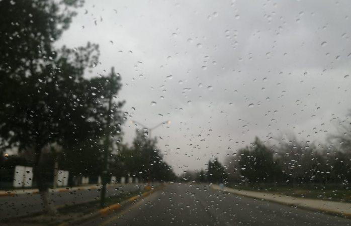 Emite protección civil alerta amarilla por lluvia para la noche