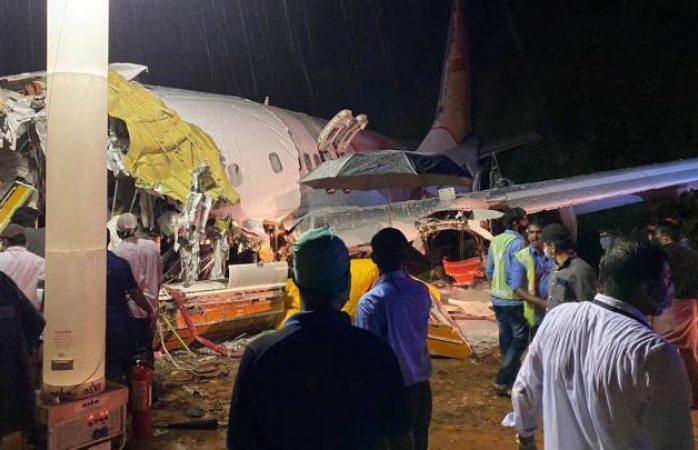 Policía reporta al menos 14 muertos tras accidente de avión en la India
