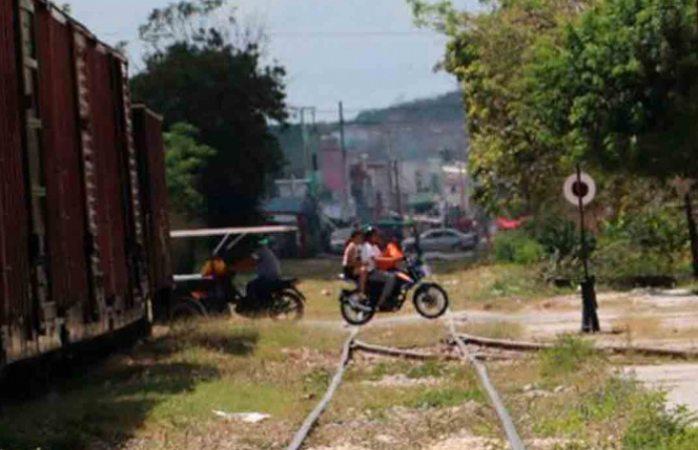 ¿Para qué queremos tren maya, si no tenemos agua?, cuestionan indígenas