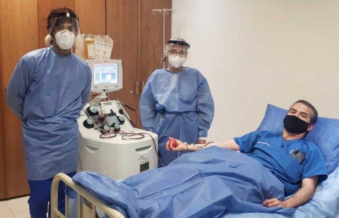 Donar plasma no tiene costo; llaman en nl a apoyar ante covid