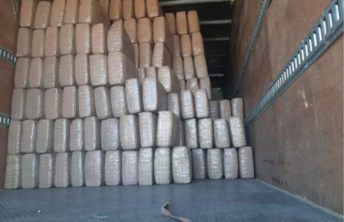 Sedena asegura 4.5 toneladas de mariguana y laboratorio